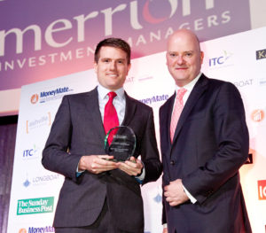 2016 Winner - Merrion Investment Managers