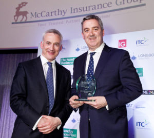 2016 Winner - McCarthy Insurance Group