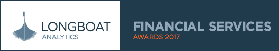 Longboat Analytics Financial Services Awards 2017